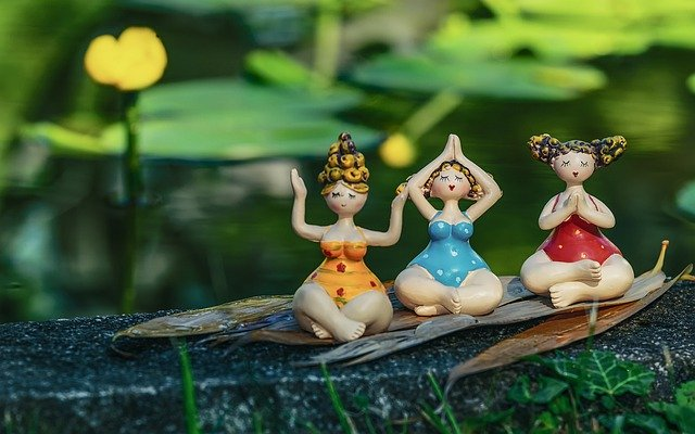 Leg je eigen wellness tuin aan