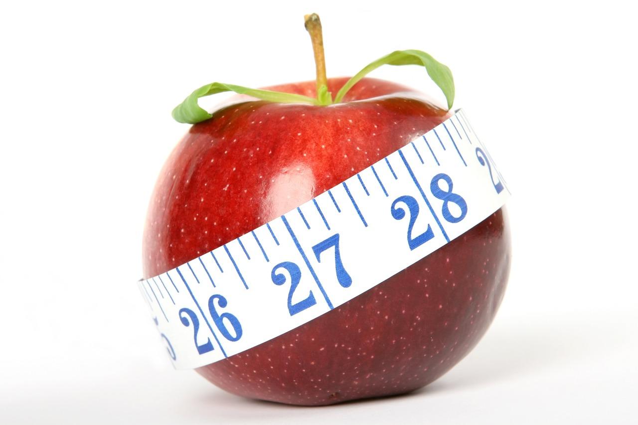 Vezels in voeding zijn belangrijp appel